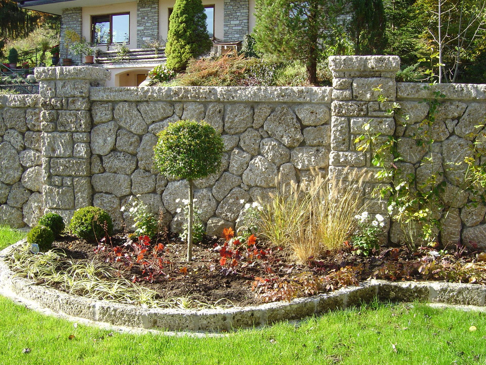 Gartenideen mit naturstein - Designer hangesessel satala fuss ...